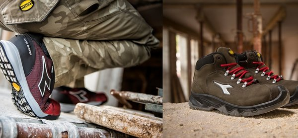 Diadora Utility Workwear from Italy