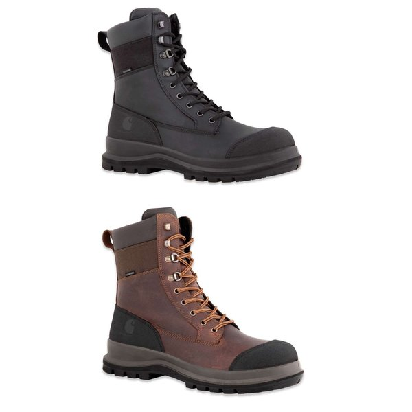 CARHARTT Detroit 8 Inch Safety Boot WP - S3-WR-HRO-HI-SRC
