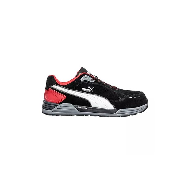 PUMA Airtwist Red Low S3-ESD-HRO-SRC