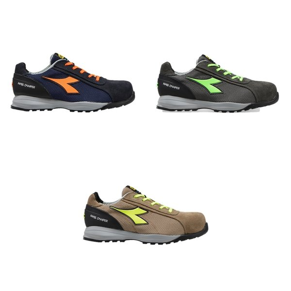 DIADORA Glove MDS Text Low S1P-HRO-SRC