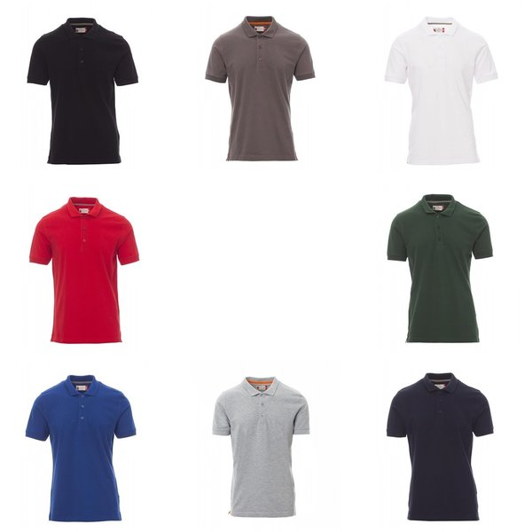 PAYPER Poloshirt Venice in 8 Farben